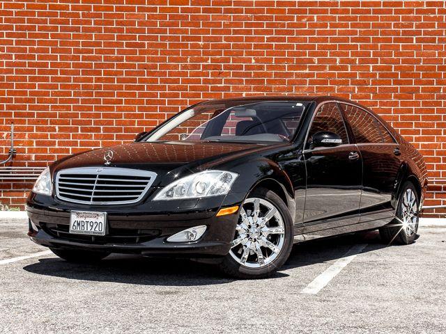 2007 Mercedes-Benz S550 5.5L V8 Burbank, CA 0