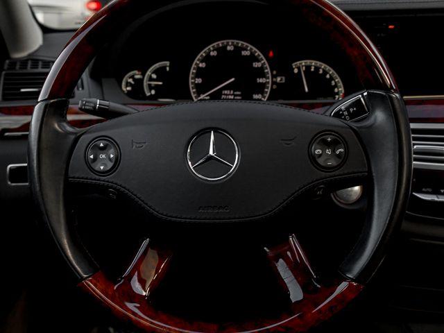 2007 Mercedes-Benz S550 5.5L V8 Burbank, CA 25