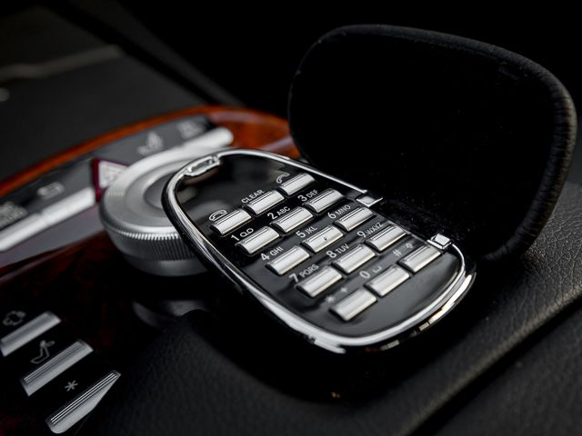 2007 Mercedes-Benz S550 5.5L V8 Burbank, CA 28