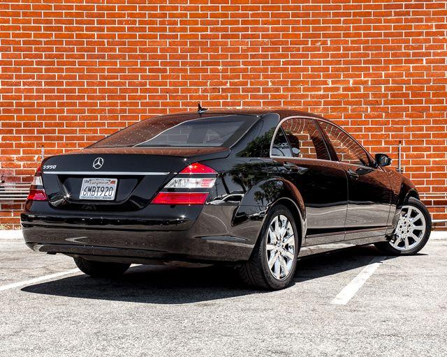 2007 Mercedes-Benz S550 5.5L V8 Burbank, CA 3