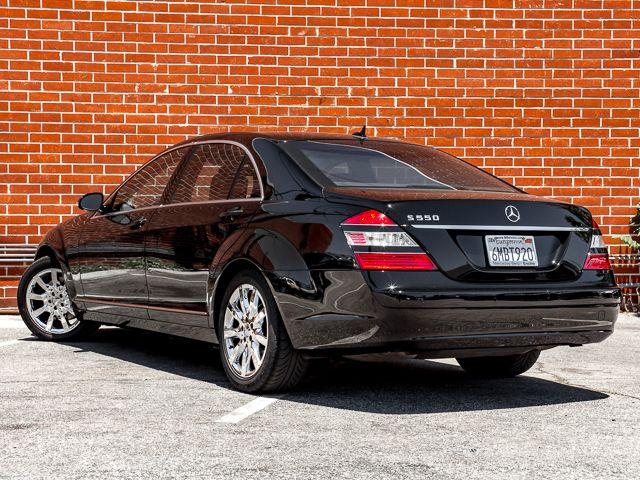 2007 Mercedes-Benz S550 5.5L V8 Burbank, CA 5