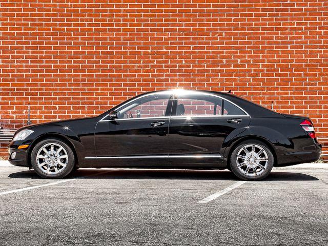 2007 Mercedes-Benz S550 5.5L V8 Burbank, CA 6
