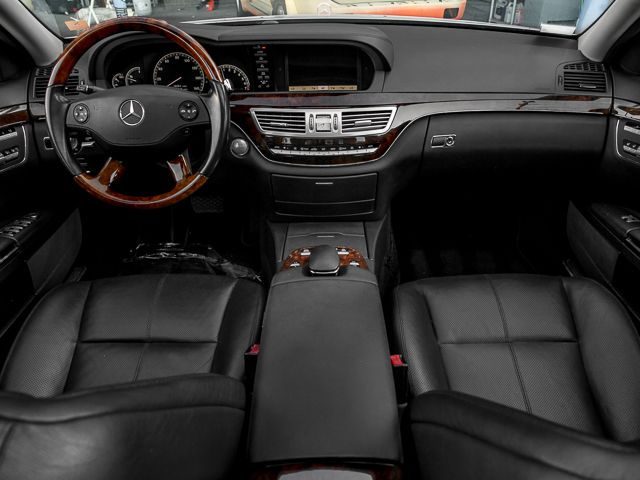 2007 Mercedes-Benz S550 5.5L V8 Burbank, CA 8