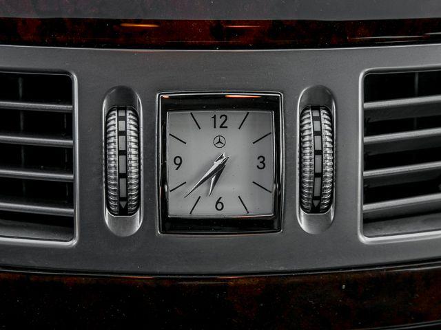 2007 Mercedes-Benz S550 5.5L V8 Burbank, CA 21