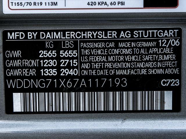 2007 Mercedes-Benz S550 5.5L V8 Burbank, CA 22
