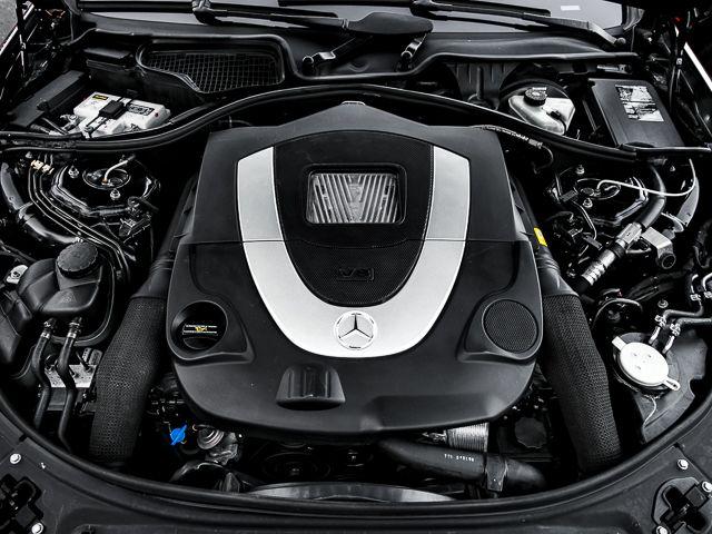 2007 Mercedes-Benz S550 5.5L V8 Burbank, CA 31
