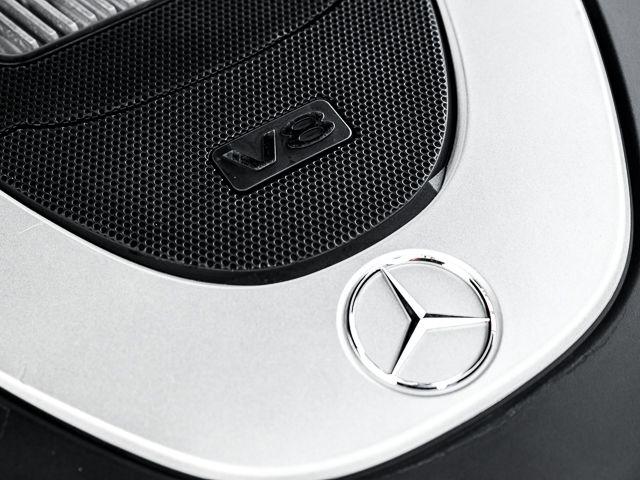 2007 Mercedes-Benz S550 5.5L V8 Burbank, CA 32