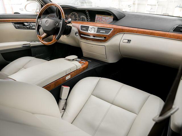 2007 Mercedes-Benz S550 5.5L V8 Burbank, CA 11