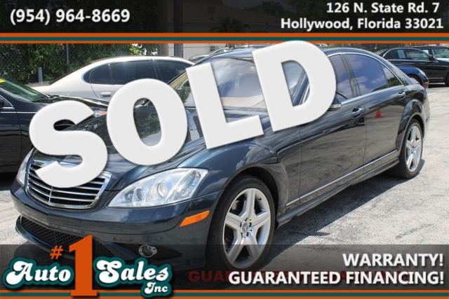 2007 Mercedes S550 55L V8  WARRANTY CARFAX CERTIFIED AUTOCHECK CERTIFIED 1 OWNER  9 SERVIC