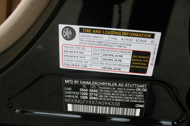 2007 Mercedes-Benz S550 5.5L V8 Houston, Texas 20