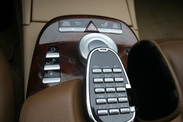2007 Mercedes-Benz S550 5.5L V8 Houston, Texas 17