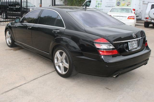 2007 Mercedes-Benz S550 5.5L V8 Houston, Texas 2