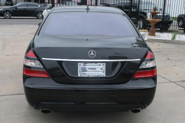 2007 Mercedes-Benz S550 5.5L V8 Houston, Texas 3