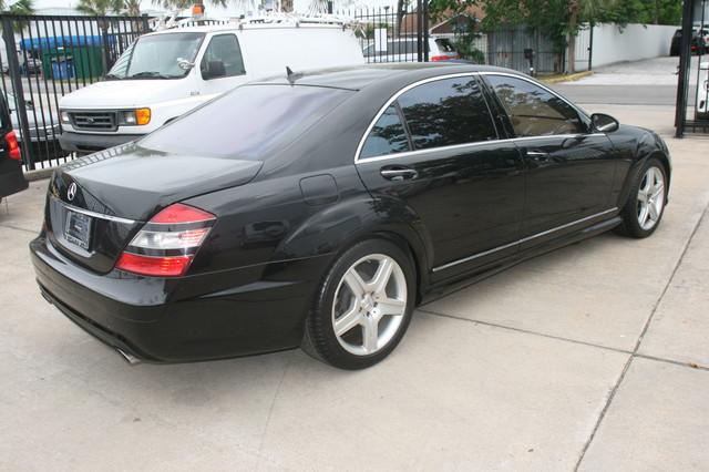 2007 Mercedes-Benz S550 5.5L V8 Houston, Texas 4
