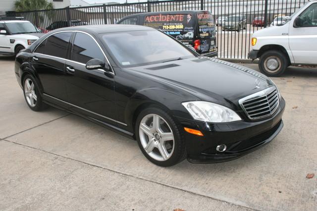 2007 Mercedes-Benz S550 5.5L V8 Houston, Texas 5