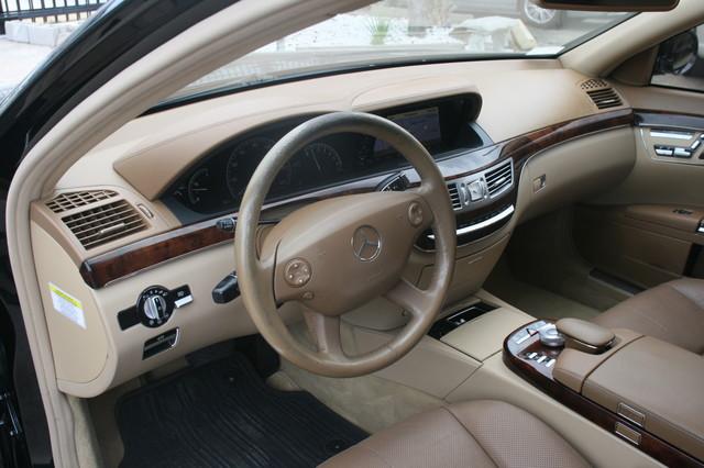 2007 Mercedes-Benz S550 5.5L V8 Houston, Texas 8
