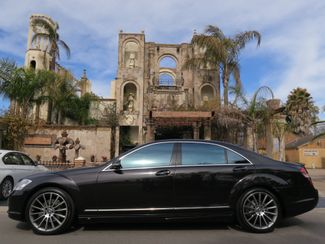 2007 Mercedes-Benz S550 in Houston Texas