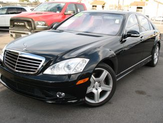 2007 Mercedes-Benz S550 5.5L V8 Las Vegas, NV 1