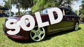 2007 Mercedes-Benz S550 in Lighthouse Point FL