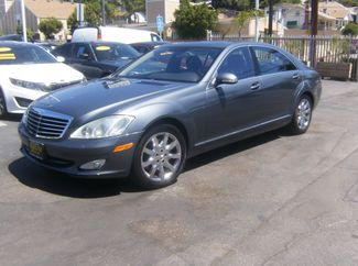 2007 Mercedes-Benz S550 5.5L V8 Los Angeles, CA