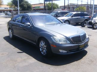 2007 Mercedes-Benz S550 5.5L V8 Los Angeles, CA 4
