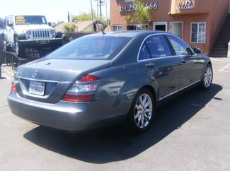 2007 Mercedes-Benz S550 5.5L V8 Los Angeles, CA 5