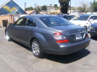 2007 Mercedes-Benz S550 5.5L V8 Los Angeles, CA 8