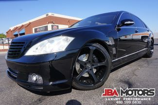 2007 Mercedes-Benz S550 Lorinser Package S Class 550 Sedan | MESA, AZ | JBA MOTORS in Mesa AZ