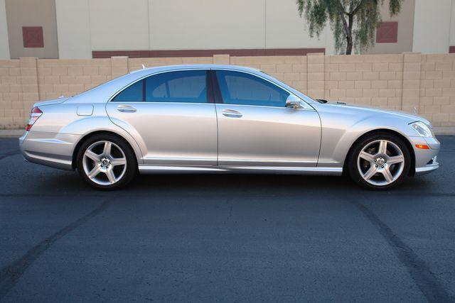 2007 Mercedes-Benz S550 5.5L V8 Phoenix, AZ 1