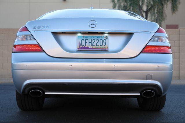 2007 Mercedes-Benz S550 5.5L V8 Phoenix, AZ 14