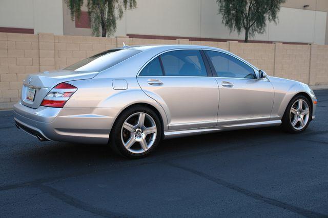 2007 Mercedes-Benz S550 5.5L V8 Phoenix, AZ 2