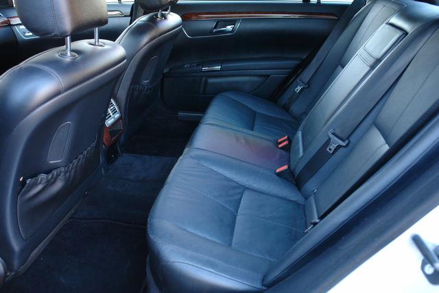 2007 Mercedes-Benz S550 5.5L V8 Phoenix, AZ 27