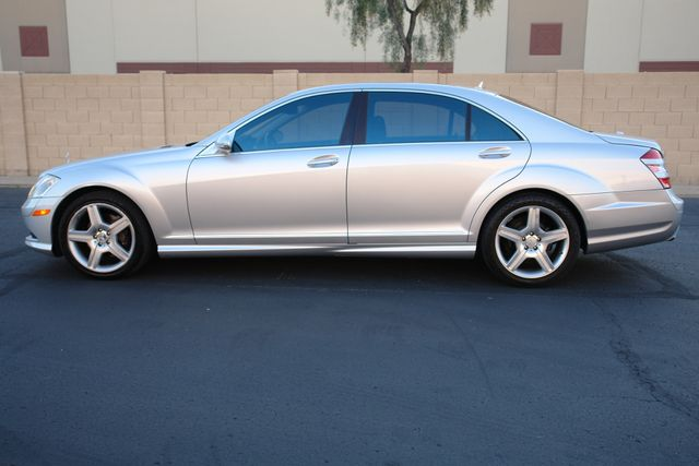 2007 Mercedes-Benz S550 5.5L V8 Phoenix, AZ 4