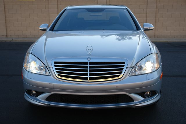 2007 Mercedes-Benz S550 5.5L V8 Phoenix, AZ 6