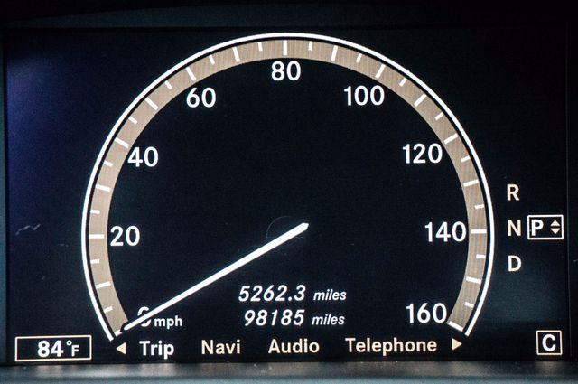 2007 Mercedes-Benz S550  AMG SPORT PKG - PREMIUM PKG - 98K MILES - XENON Reseda, CA 14