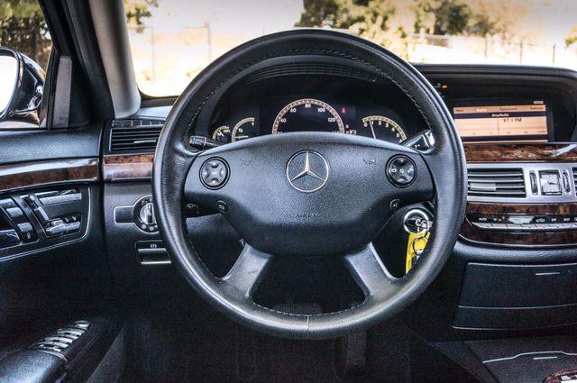 2007 Mercedes-Benz S550  AMG SPORT PKG - PREMIUM PKG - 98K MILES - XENON Reseda, CA 28