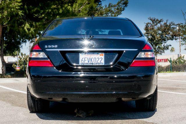 2007 Mercedes-Benz S550 5.5L V8 Reseda, CA 7