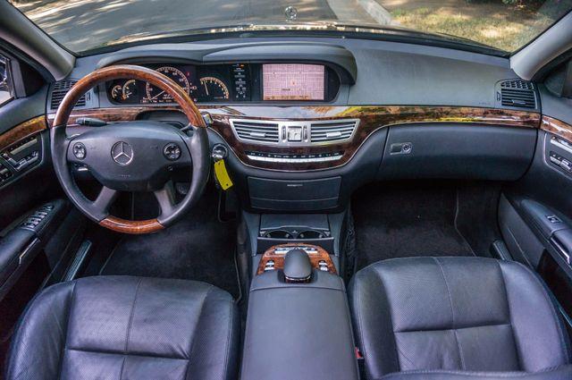 2007 Mercedes-Benz S550 5.5L V8 Reseda, CA 17