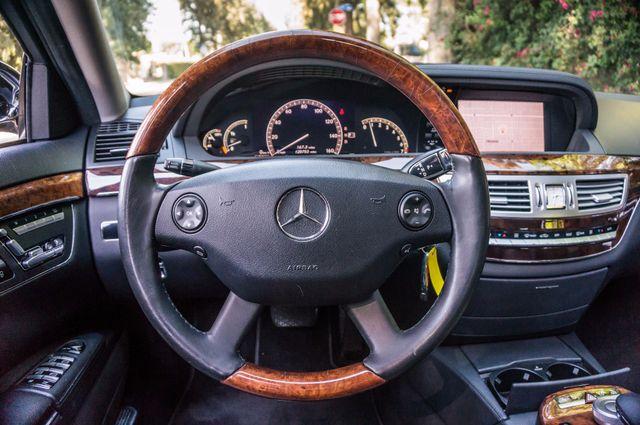 2007 Mercedes-Benz S550 5.5L V8 Reseda, CA 22