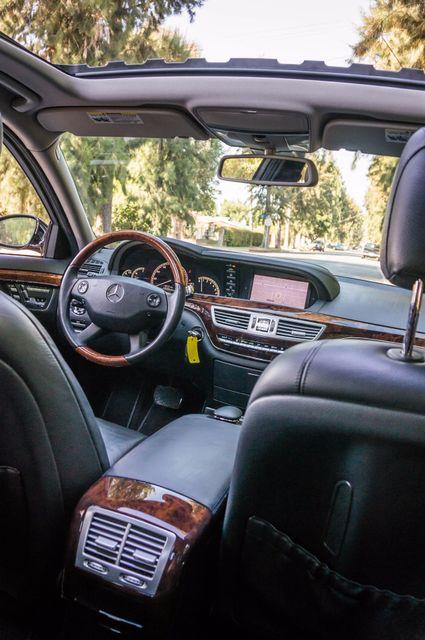 2007 Mercedes-Benz S550 5.5L V8 Reseda, CA 40