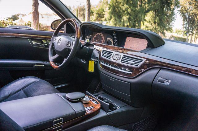 2007 Mercedes-Benz S550 5.5L V8 Reseda, CA 37