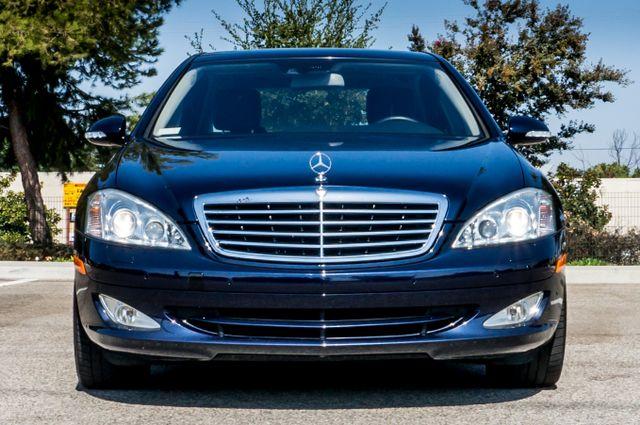 2007 Mercedes-Benz S550  PREMIUM PKG 3 - 81K MILES - NIGHT VISION Reseda, CA 2