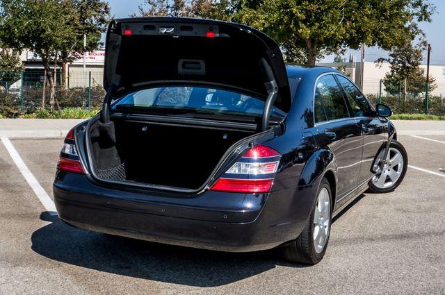 2007 Mercedes-Benz S550  PREMIUM PKG 3 - 81K MILES - NIGHT VISION Reseda, CA 10