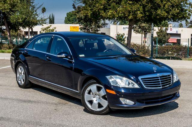 2007 Mercedes-Benz S550  PREMIUM PKG 3 - 81K MILES - NIGHT VISION Reseda, CA 50