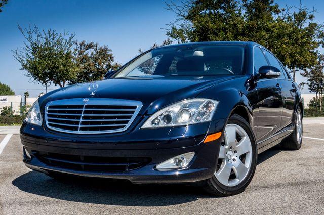 2007 Mercedes-Benz S550  PREMIUM PKG 3 - 81K MILES - NIGHT VISION Reseda, CA 46