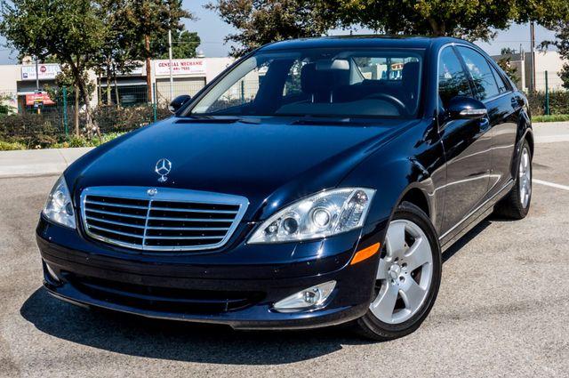 2007 Mercedes-Benz S550  PREMIUM PKG 3 - 81K MILES - NIGHT VISION Reseda, CA 47