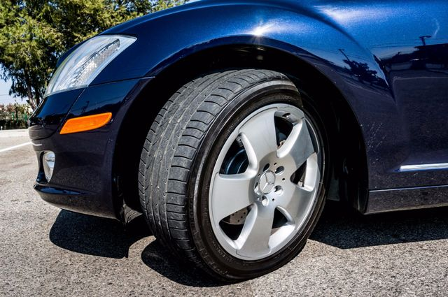 2007 Mercedes-Benz S550  PREMIUM PKG 3 - 81K MILES - NIGHT VISION Reseda, CA 11