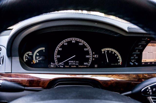 2007 Mercedes-Benz S550  PREMIUM PKG 3 - 81K MILES - NIGHT VISION Reseda, CA 15