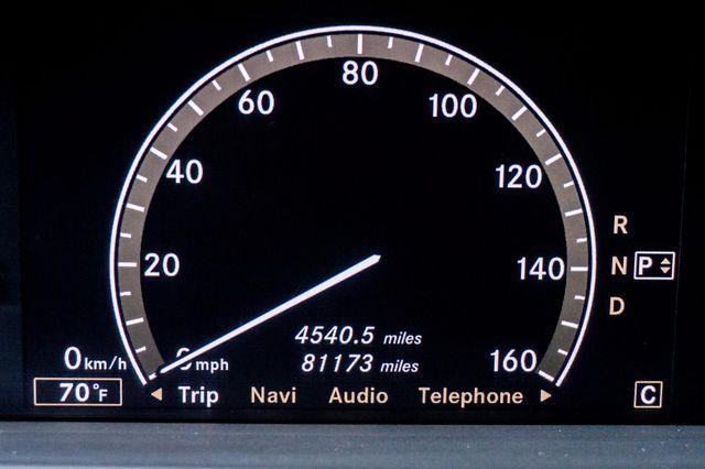 2007 Mercedes-Benz S550  PREMIUM PKG 3 - 81K MILES - NIGHT VISION Reseda, CA 16