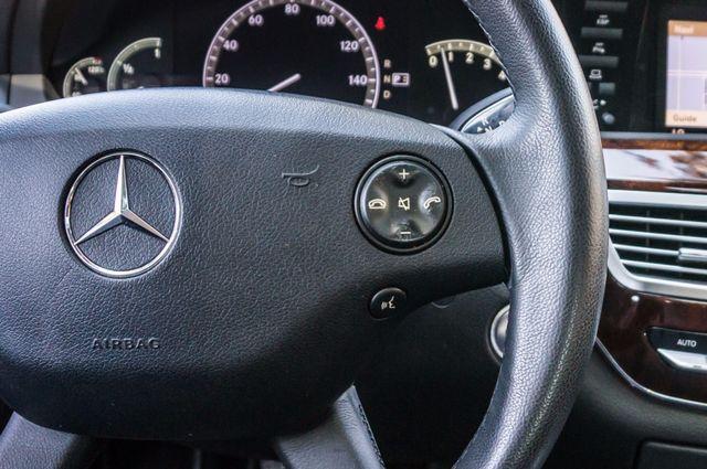 2007 Mercedes-Benz S550  PREMIUM PKG 3 - 81K MILES - NIGHT VISION Reseda, CA 19